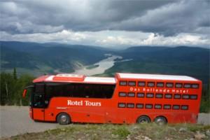 Rotel Busrundfahrt Südamerika